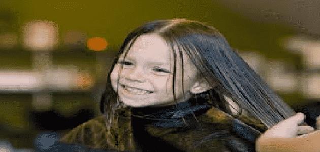 بروتين الشعر للاطفال من الصيدلية