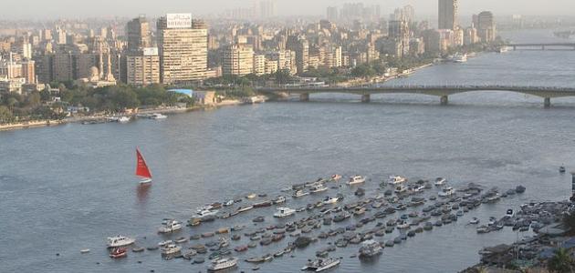 أسباب تلوث نهر النيل وكيفية المحافظة عليه