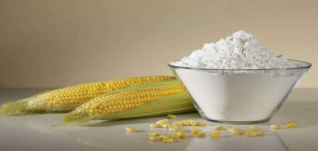 استخدام النشا في الصناعات الغذائية