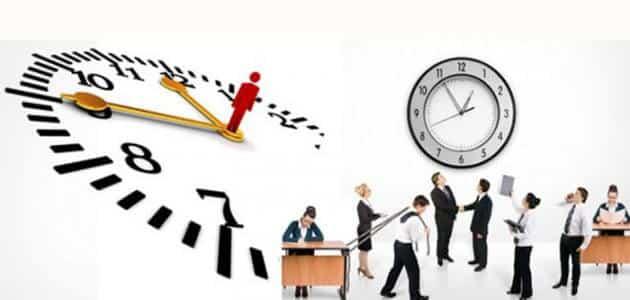 بحث عن التنظيم وشئون الأفراد