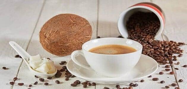 كيفية عمل قهوة الكيتو
