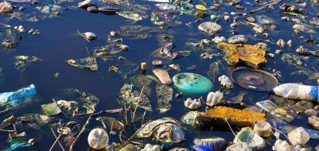ما هي مصادر تلوث الماء داخل نهر النيل