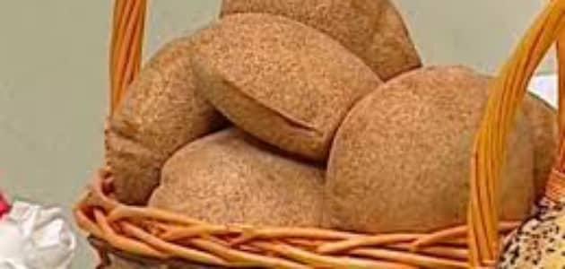 عدد السعرات الحرارية في خبز البر