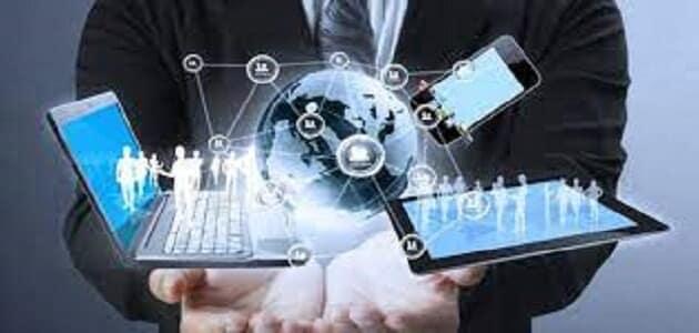 ماهية الحكومة الإلكترونية في البلدان النامية