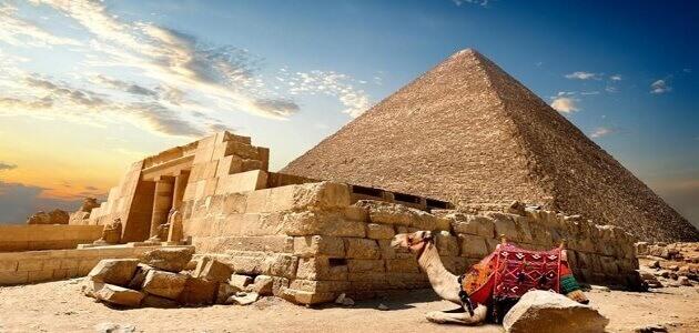 بحث للصف الثالث الابتدائي عن السياحة