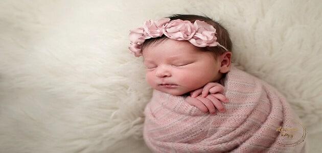 الف مبروك المولود الجديد جعله الله من مواليد السعادة