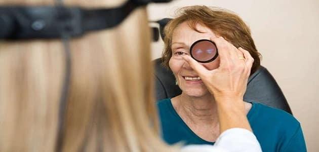 ضمور العصب البصري