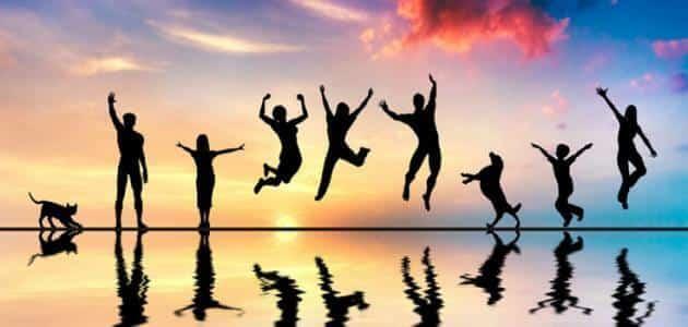 بوستات عن الرضا والقناعة والسعادة