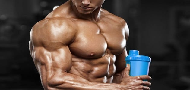 أفضل مكمل غذائي لبناء العضلات وحرق الدهون